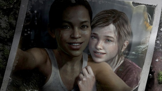 Ellie and Riley