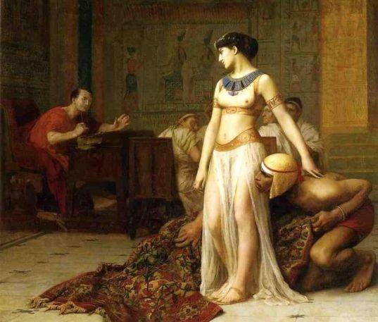 Caesar and Cleo