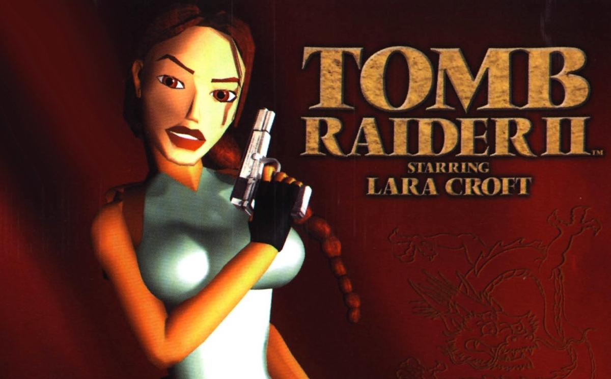 Tomb Raider Ii Atmosphere Through Minimalism Tom Clement
