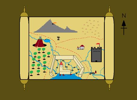 Dyvnnd Map New
