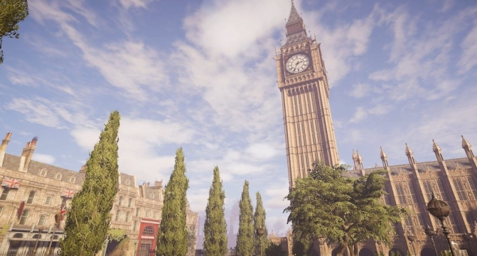 AC Syndicate Big Ben