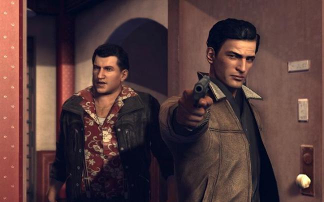 Mafia 2 Vito and Joe