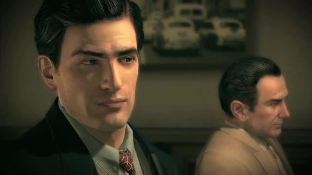 Mafia II Vito and Eddie