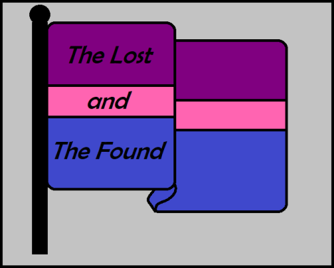 Lost and Found Flag
