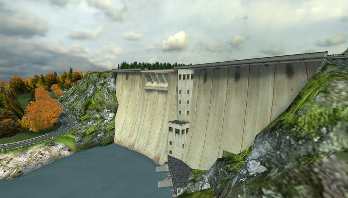 Mafia Lost Heaven Dam