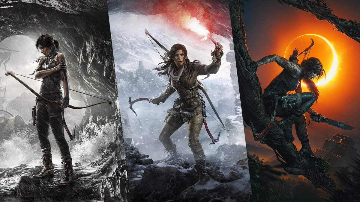 Ideas For Post Shadow Tomb Raider Tom Clement Writer